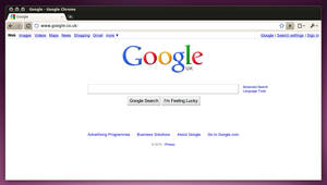 Ambiance II - Google Chrome