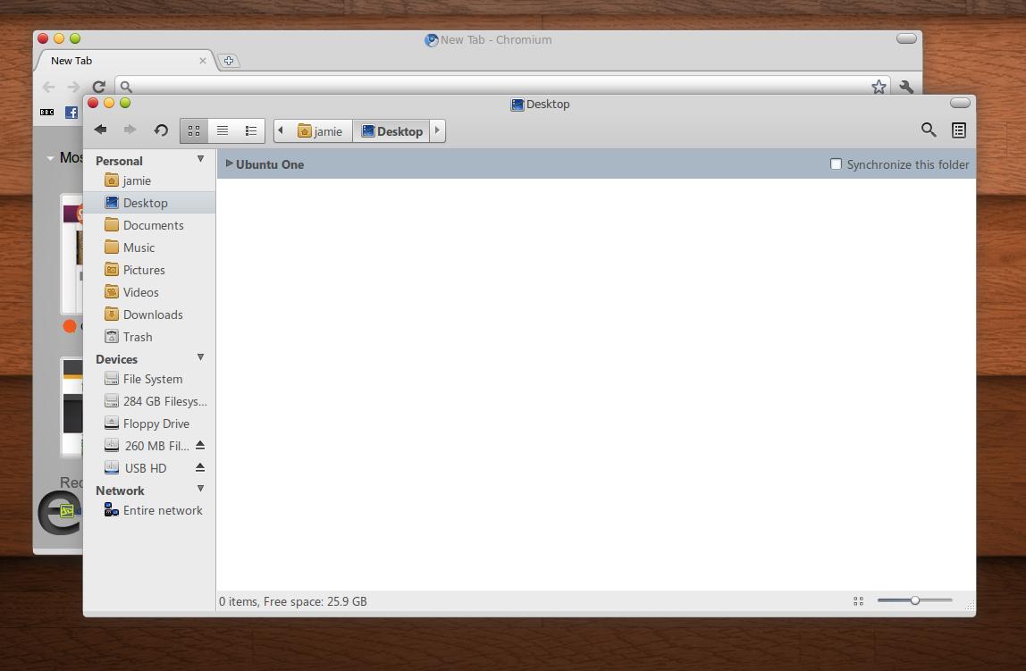 Elementary OS X by jamiepgs