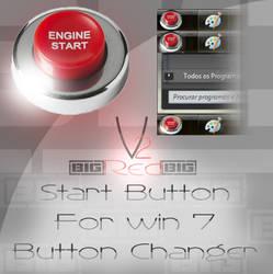 BIG Red Start button 2 version by bigjoez79