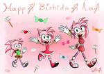 Amy Birthday - Music Animation by SweetSilvy