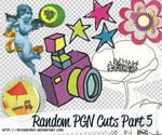 Random PGN Cuts Part 5 by MyShinyBoy