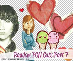 Random PGN Cuts Part 7 by MyShinyBoy