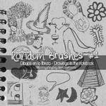 RandomBrushes-NotebookDrawing