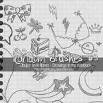 CuteRandomBrushes 3 by MyShinyBoy