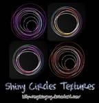 4 Shiny Circles