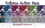 Colores Action Pack