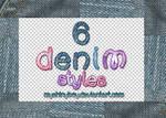 6 Denim Styles