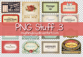 PNG Stuff .03 by MyShinyBoy