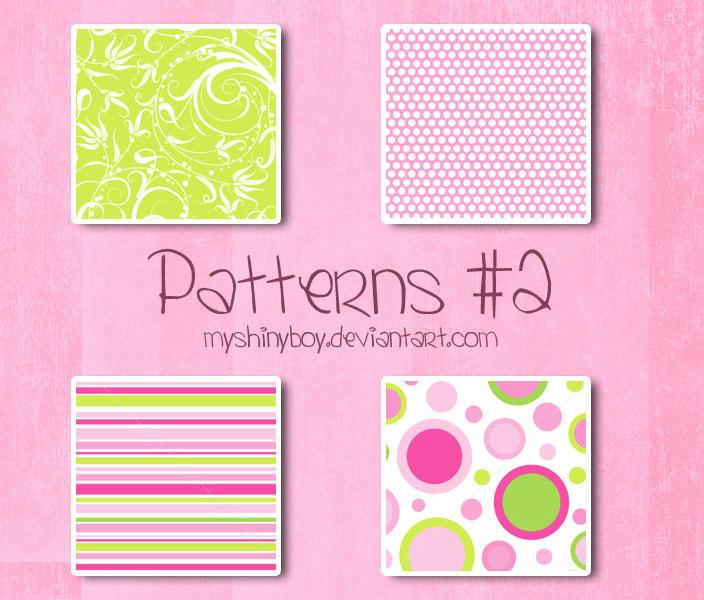 Patterns .02 by MyShinyBoy