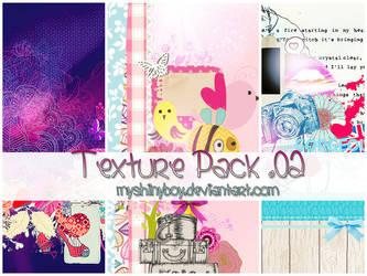Texture Pack .02 by MyShinyBoy