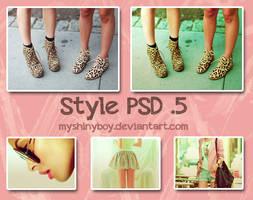 PSD  .5 by MyShinyBoy