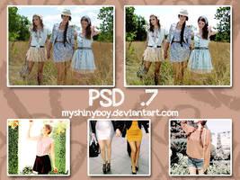 PSD  .07 by MyShinyBoy