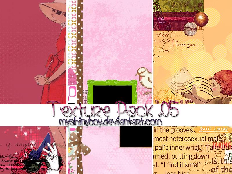 Texture Pack .05 by MyShinyBoy