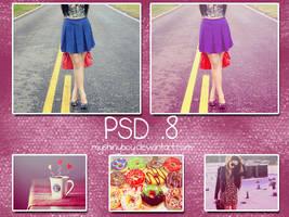 PSD .08 by MyShinyBoy