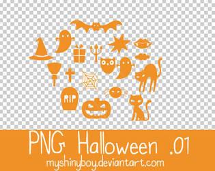 PNG Halloween .01 by MyShinyBoy