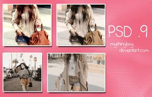 PSD .9 by MyShinyBoy