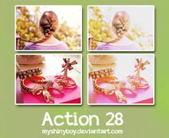 Action 28 by MyShinyBoy
