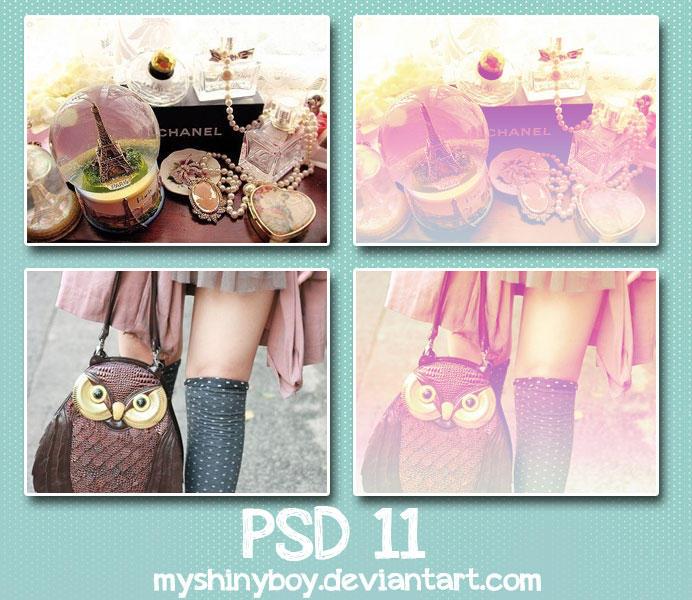 PSD .11 by MyShinyBoy