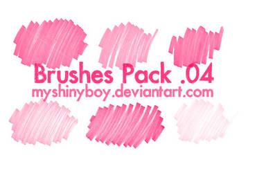 Brushes Pack .04 by MyShinyBoy