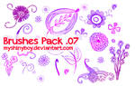 Brushes Pack .07