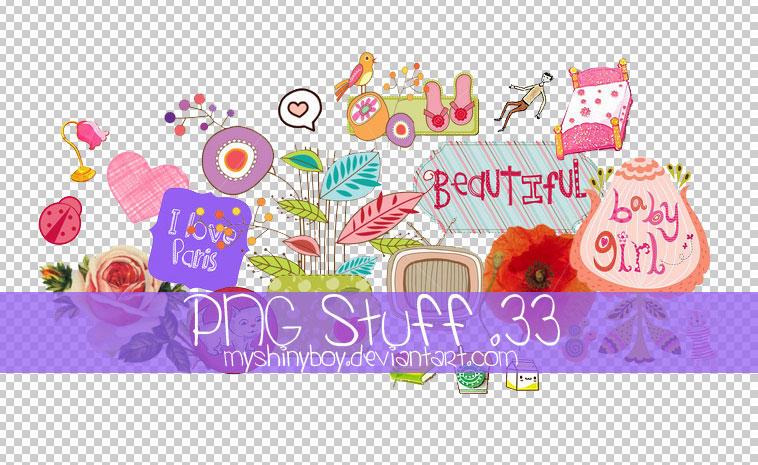 PNG Stuff .33 by MyShinyBoy
