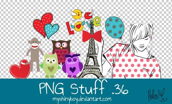 PNG Stuff 36 by MyShinyBoy