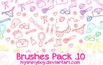 Brushes Pack .10
