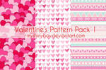 Valentine's Day Pattern Pack 2