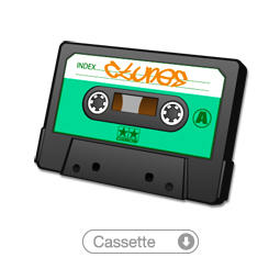 Cassette by cebox