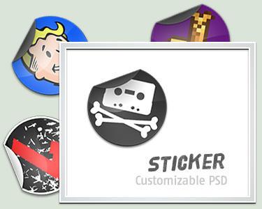 Sticker by OAKside24