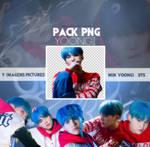 PACK PNG #3 MIN YOONGI - BTS