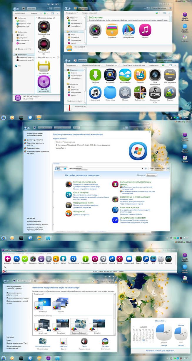 MeeGo Windows Icon Pack Installer by alexgal23 on DeviantArt