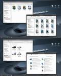 AERO GLASS3 Skin Pack