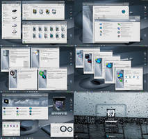 AERO GLASS3 Full Icon Pack Installer by alexgal23