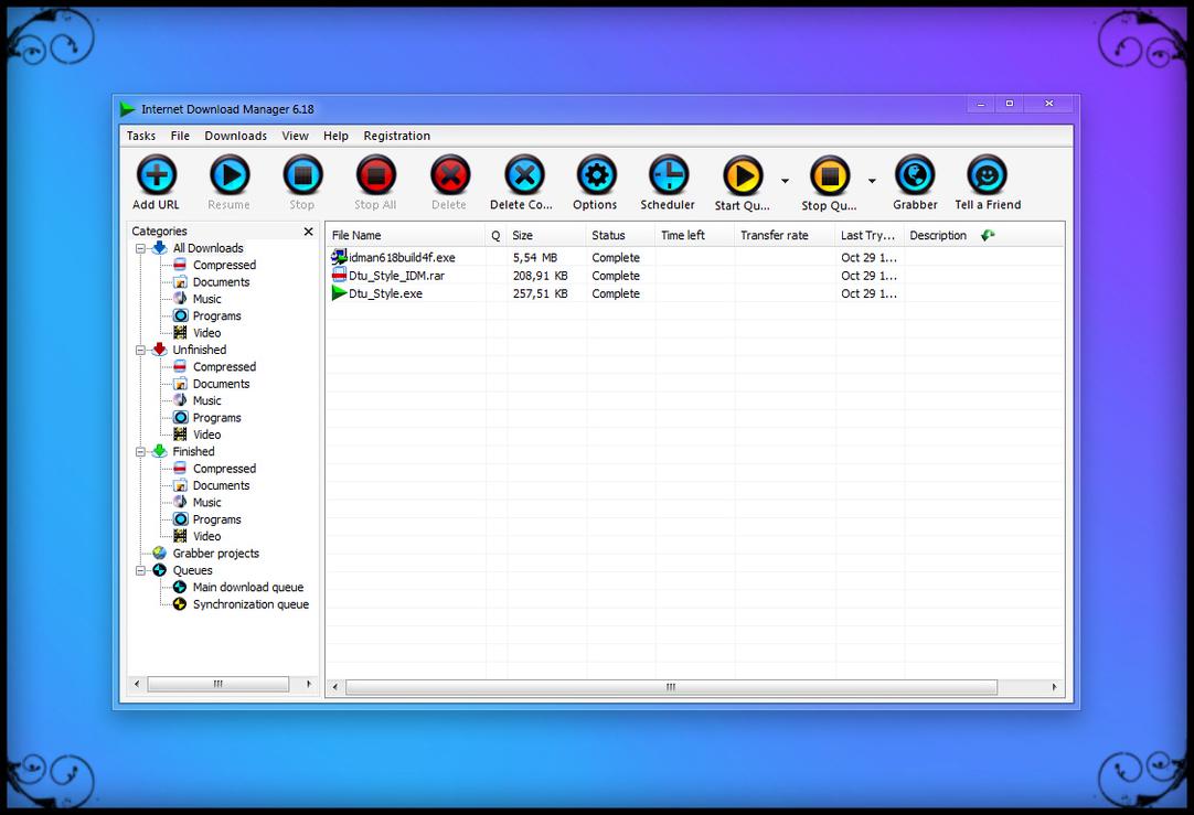 internet manager idm 6.18 build 7 patch