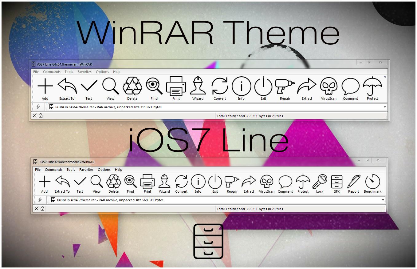 win rar themes