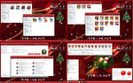 SkinPack My Christmas! Win8