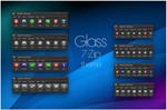 Glass 7-Zip theme