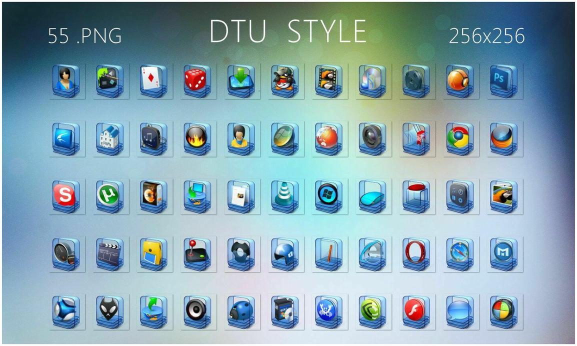 Dtu Icon Pack