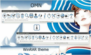OMN WinRAR theme