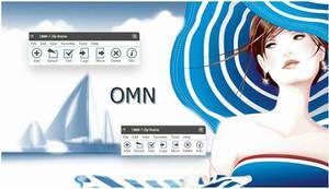 OMN 7-Zip theme