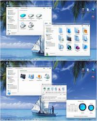 Strengthen AERO SX IconPack Installer by alexgal23