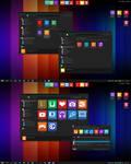 Yoma vs Windows IconPack Installer