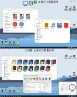 FlatStock GP  IconPack Installer by alexgal23