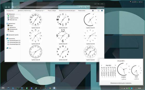 System Clock 33-41