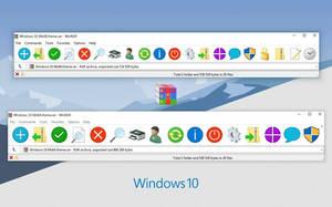 Windows 10 WinRAR theme by alexgal23