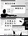 Black Shadow W10 IconPack