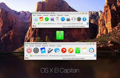 OS X El Capitan WinRAR theme