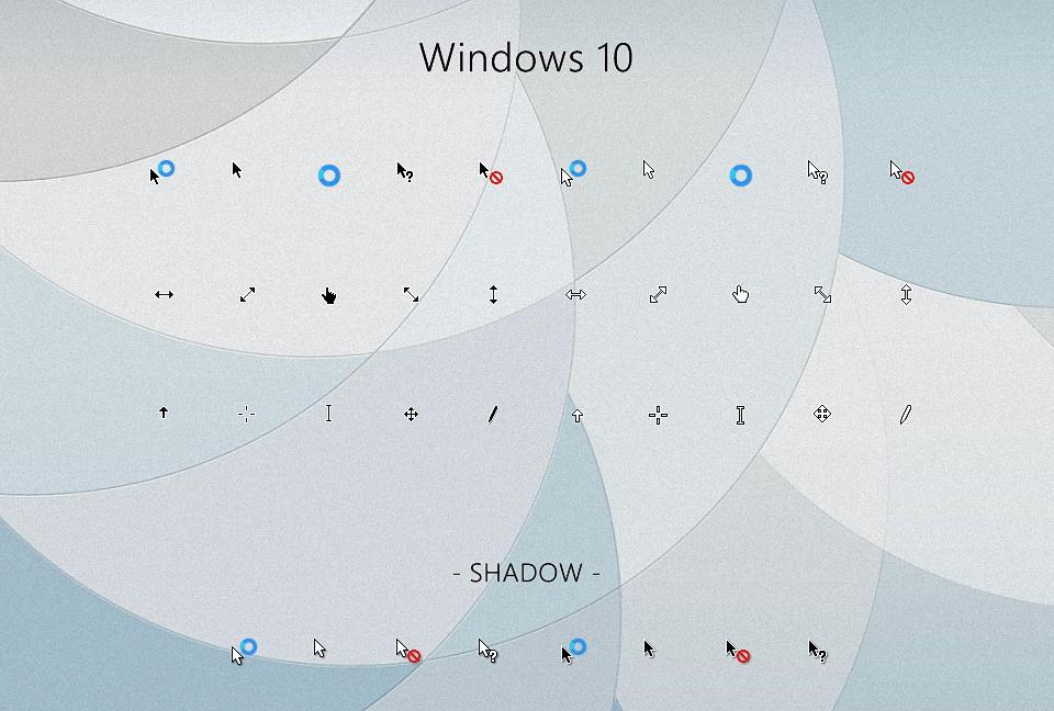 Windows 8 Cursors – Fondos de Pantalla