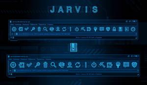 Jarvis WinRAR theme